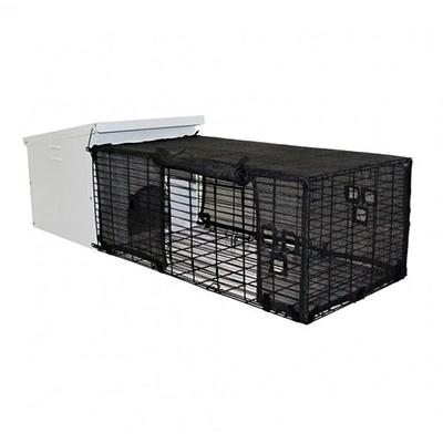 (P43001~P43004) Rabbit Home - Black & White