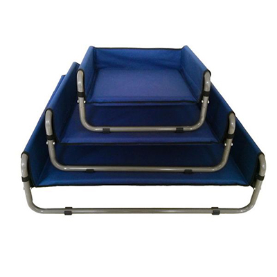 (P11313~P11316) Square Pet Bed - Midnight Blue