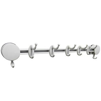 Multifunction Rack-7 Hooks w/ Suction Pad - C503002-7