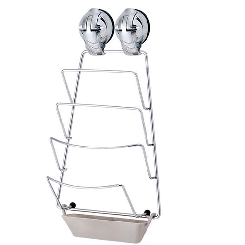 Kitchenware/Lid Holder w/ Suction Pad - C505008