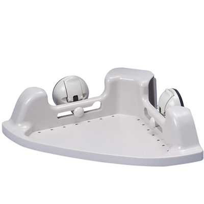 Corner Shelf w/ Suction Pad - C506001
