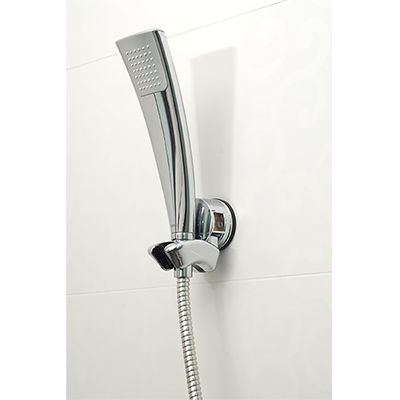 2 Angles Shower Nozzle Set w/ Suction Pad - C508001