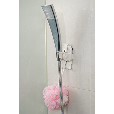 Adjustable Angles Shower Nozzle Set w/ Suction Pad - C508002