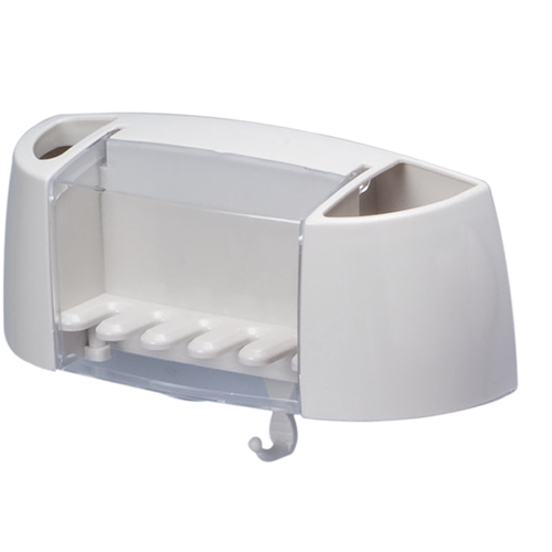 Covers Toothbrush Holder w/ Suction Pad - C509002