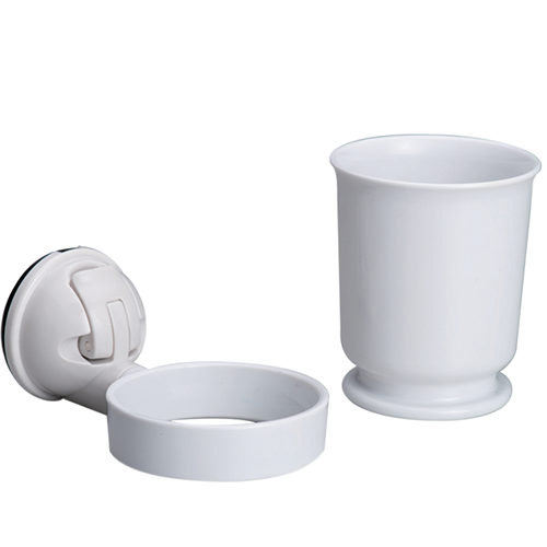 Single Cup w/ Holder L w/ Suction Pad - C509004