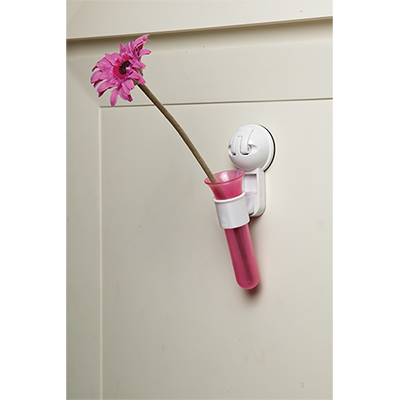 Flower Tube w/ Suction Pad - C516004