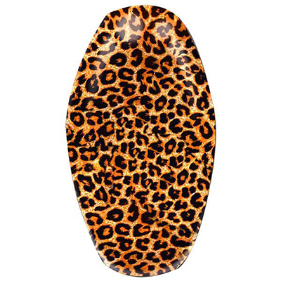 Motorcycle Seat Cover Leopard print - YY0015
