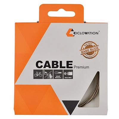Premium Brake Inner Cable - Stainless Nano-Slick for Road 3513.15101 / 3513.17101