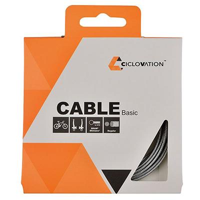 Mountain Basic Brake Inner Cable - Zinc 3513.36501 / 3513.36502