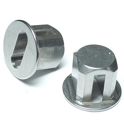 Valve cap, CNC Multi-Tasking for Turning & Milling