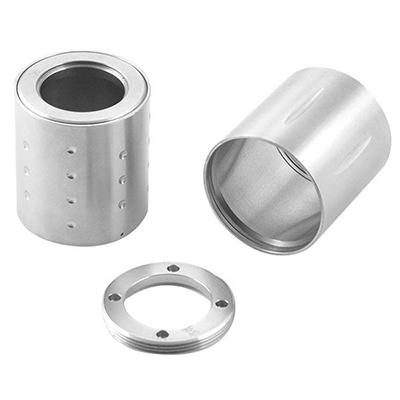 Electronic lock  sensor cap, CNC Multi-Tasking for Turning & Milling