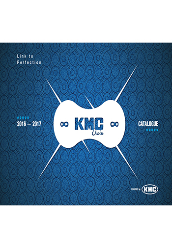 KMC Chain Industry Co., Ltd. (2016-2017 Catalogue)
