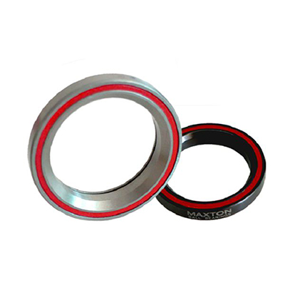 MAXTON Headset Bearing (Red) for Bike Accessory