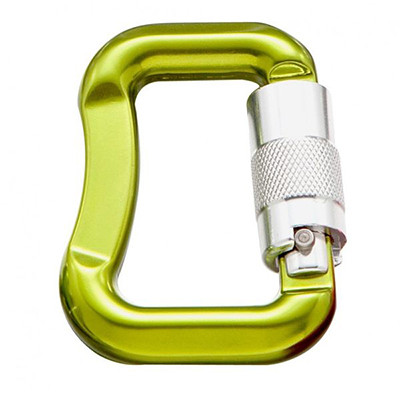 Twist Lock Carabiner for Paragliding A4907/2T
