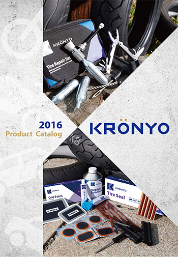 Kronyo United Co., Ltd. (2016 Product Catalog)