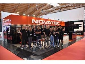Novatec @ Eurobike 2016