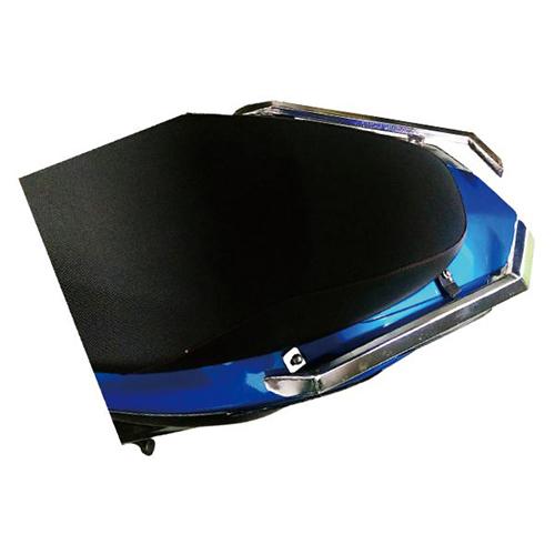 Metal Rear Handle Bar - Platinum