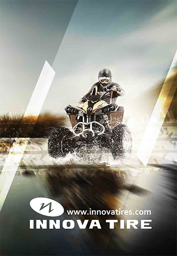 Innova Rubber Co., Ltd. (2017 ATV)