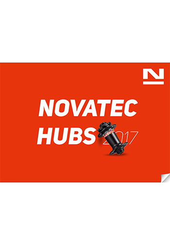 Joy Industrial Co., Ltd. (Novatec Hubs 2017)