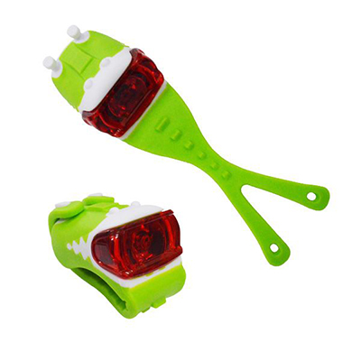 1 Red LED rear light-BL-DR03