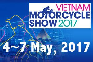 2017 越南機車展