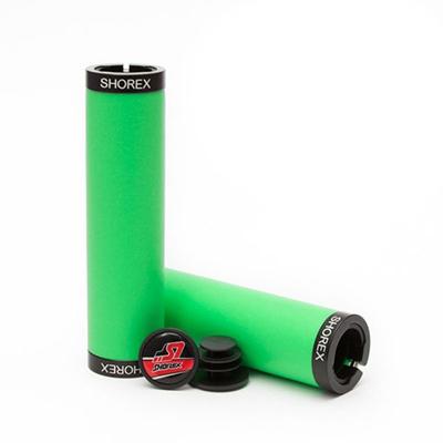 Silicone foam bar grip / STREAMLINED Lock-on