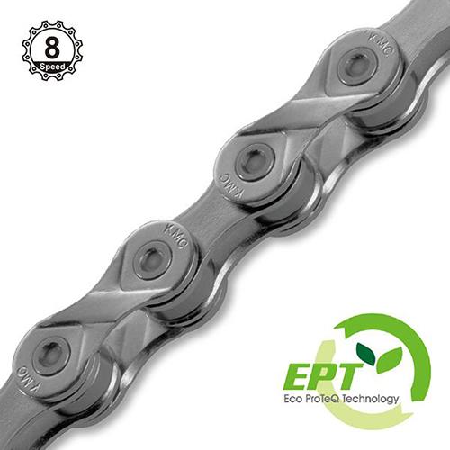Bicycle Chains X8 EPT (Sharing / IGH / City & Comfort / eBike / MTB )