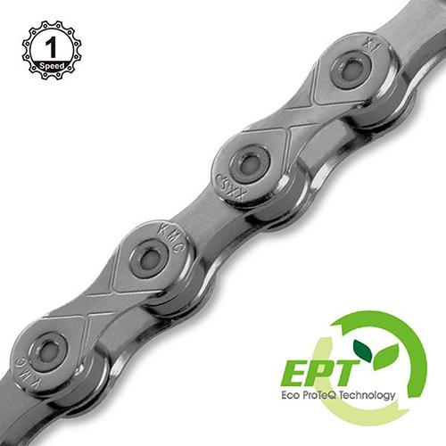 Bicycle Chains X1 EPT ( Sharing / IGH / City & Comfort / eBike / MTB )