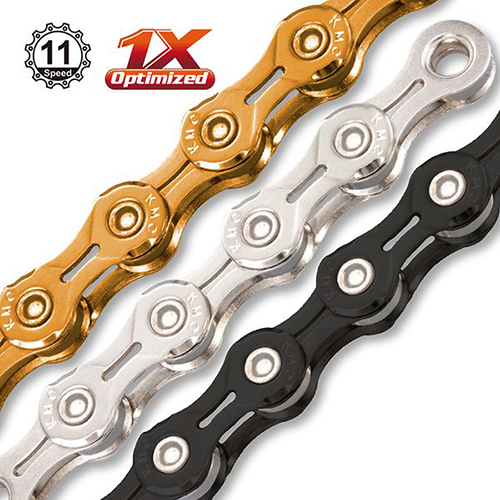 Bicycle Chains X11EL ( Downhill / MTB / CX / Road )