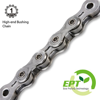 Bicycle Chains X101 EPT ( Sharing / IGH / City & Comfort / eBike / MTB )
