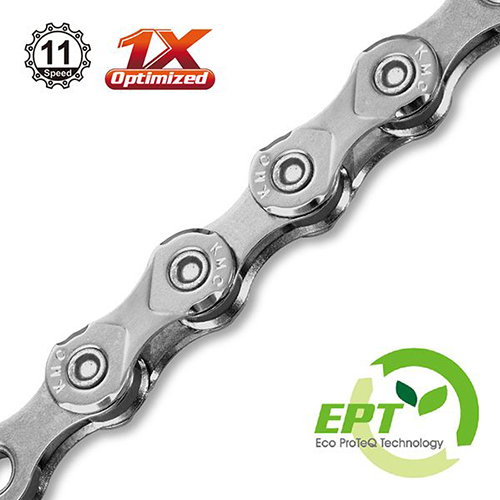 Bicycle Chains X11 EPT ( Downhill / MTB / CX / Road )