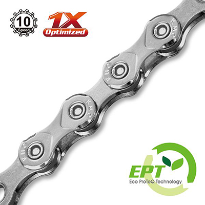 Bicycle Chains X10 EPT (  Downhill / MTB / CX / Road )