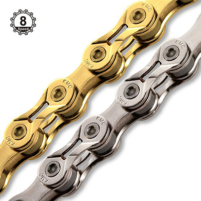 Bicycle Chains X8PL (Track / IGH / City & Comfort / Trekking / MTB  )