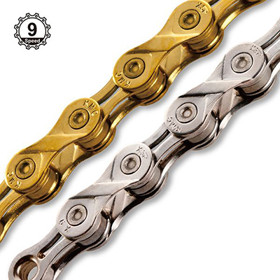 Bicycle Chains X9L ( Track / IGH / City & Comfort / Trekking / MTB )