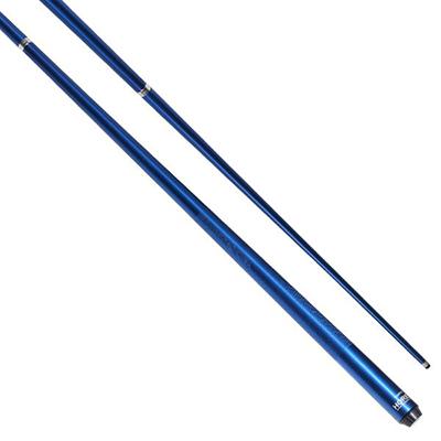 Aluminium Billiard Cue - Blue