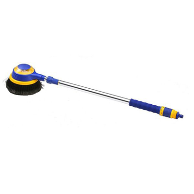 Car Wash/Window Wash/Yard Wash Spray Round Brush Jet