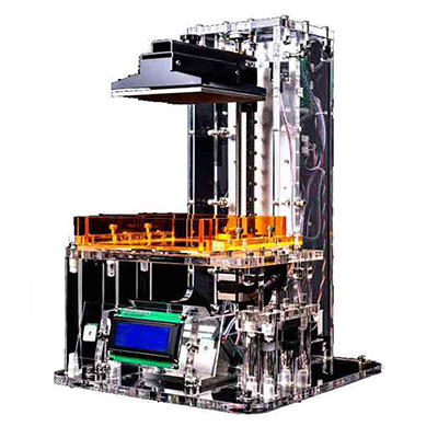 FunPlay Crystal - SLA 3D printer DIY-kit