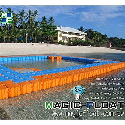 Floating Stage with Swimming Pool / Swimming Platform