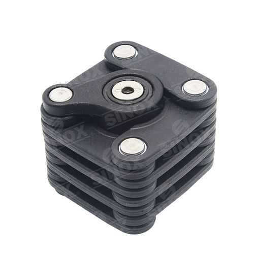 innovative design 2 Wheel Security Folding Lock
