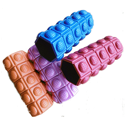 High Density Mini EVA Foam Roller-8x17.8-S01