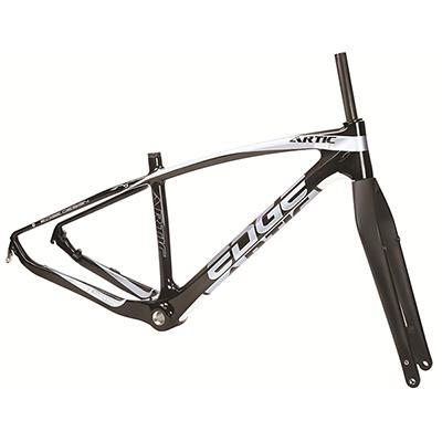 Carbon Fat bike Frame Set ARTIC