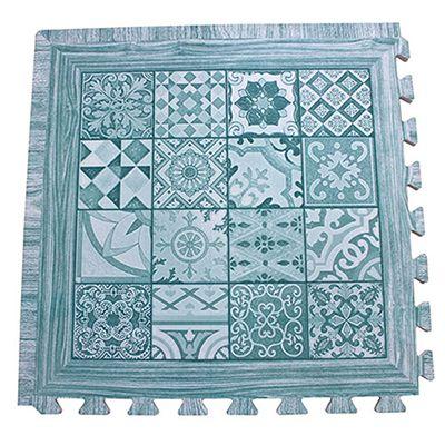 EVA foam wood printed mat type A