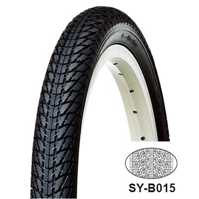 Folding Bike Tire SY-B015