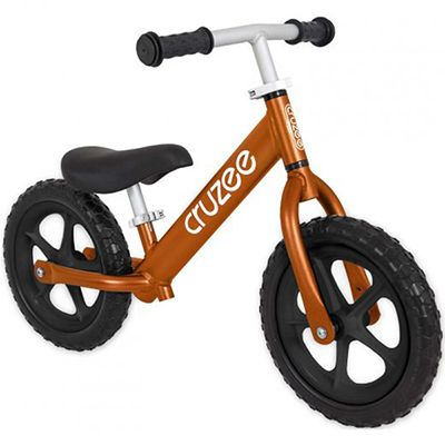 Cruzee Balance Bike for Children - Orange