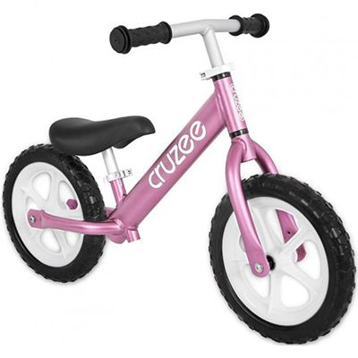 Cruzee Balance Bike for Children - Pink