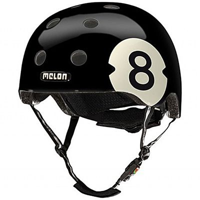 melon® 8 Ball Helmet - Glossy Finish