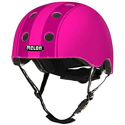 melon® Decent Double Purple Helmet - Matte Finish