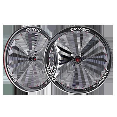 700C Clincher H Series Wheelset DETEC UX-50H