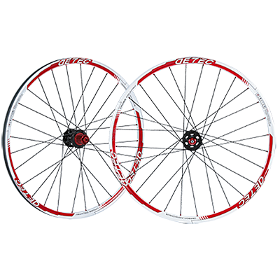 MTB Wheel C Series Wheelset 26 Carbon XC-20C-White