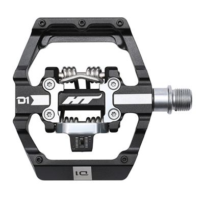 Bike Pedal D1-clips-side